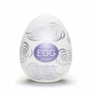 Мастурбатор «Tenga Egg Cloudy»